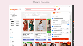 Chrome Extensions_AliExpress Dropshipping Master