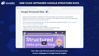 Optimize Google structured data