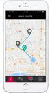 Live job tracking on the go