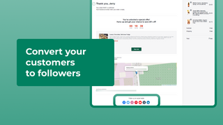 Convent your customers to followers