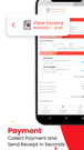Collect Payments and send Receipts in seconds