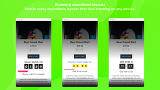 Stock countdown, countdown timer and countdown clock
