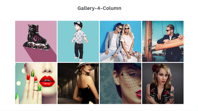 Gallery Display on Shopify Store