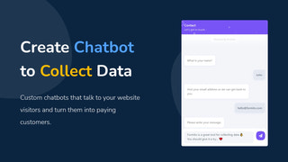 Create chatbot to collect data