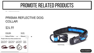 promote related products