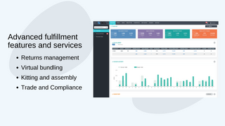 Advanced fulfillment services and features