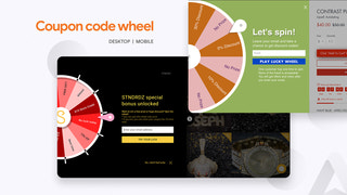 sales pop master coupon code wheel