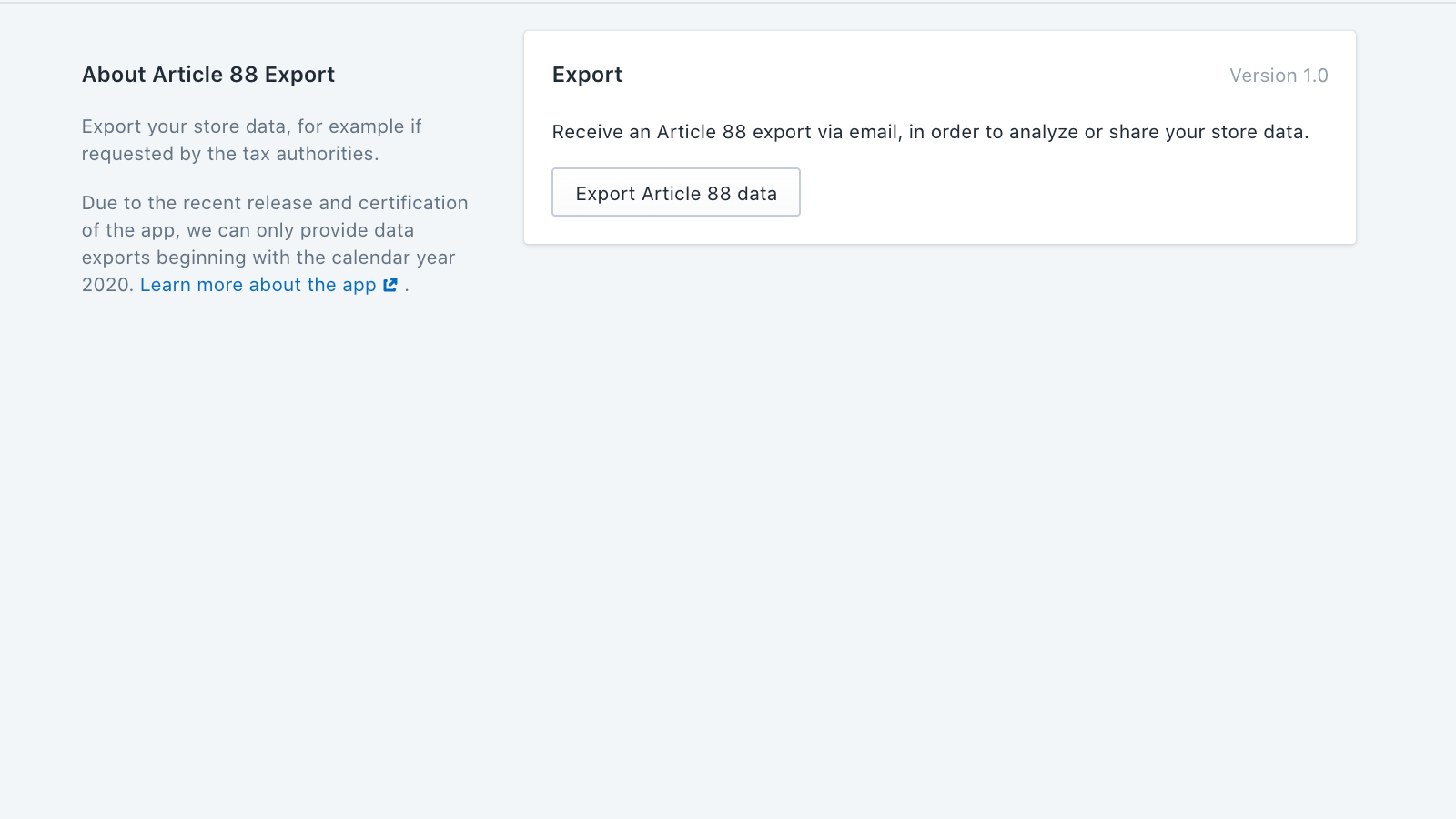 Date export interface