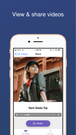 Sharing made easy with 'Vizard Share' mobile app