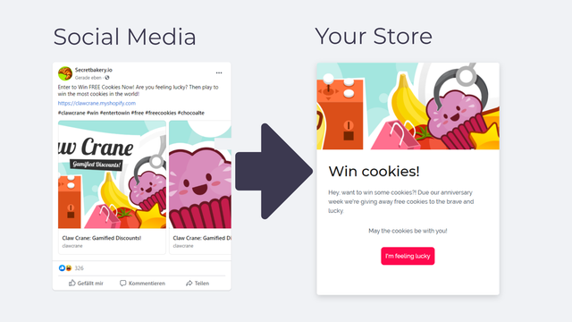 Attract new Leads with Landing Pages for Facebook Campaigns.