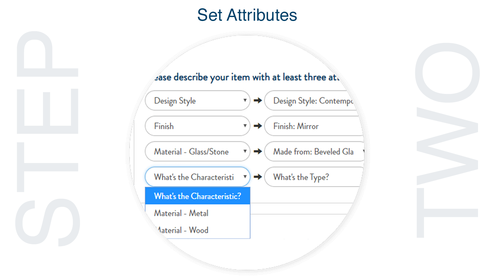 Select Relevant Features