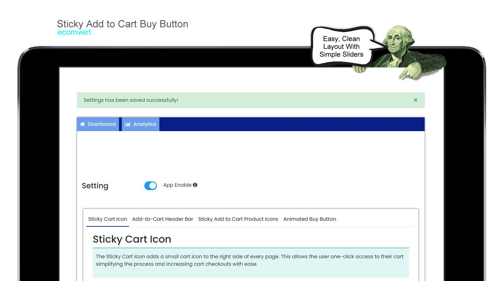 Sticky Add to Cart Buy Button ATC Buy Now Button