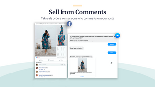 Comment selling Shopify