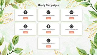 Cashback Campaigns