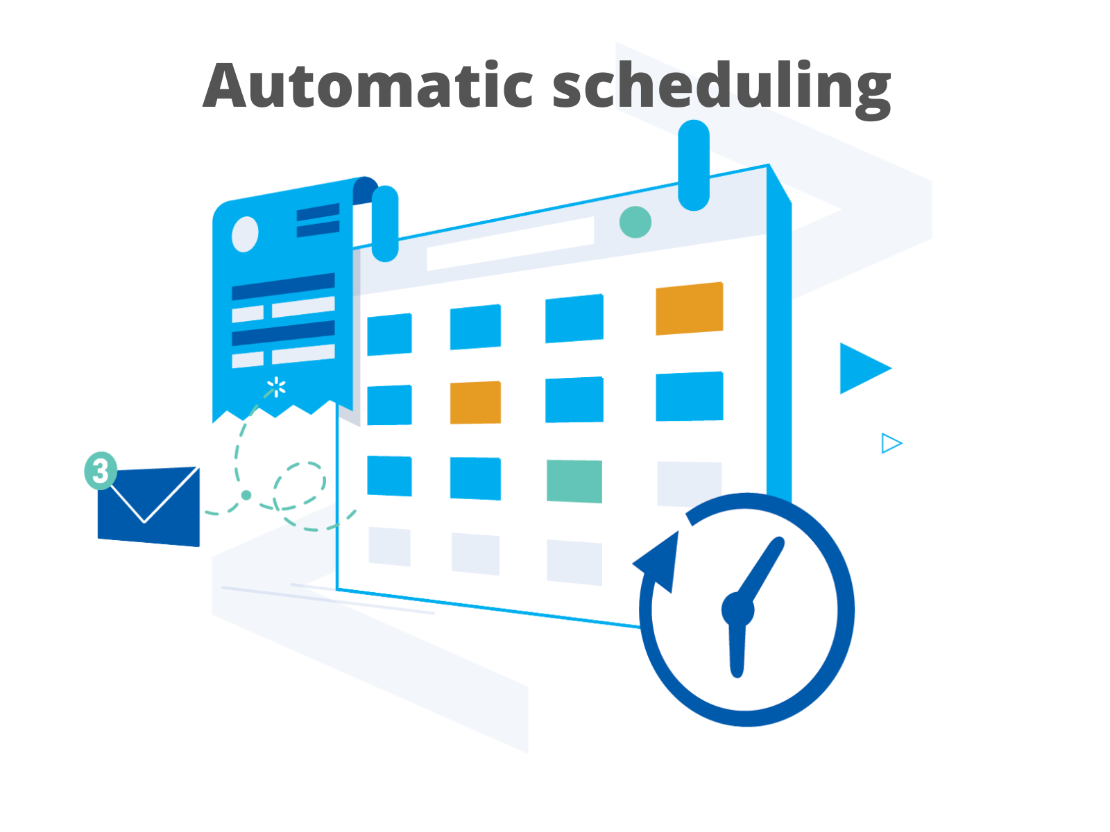 Automate scheduling inventory