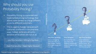 Why should you use Probability Pricing?