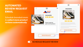 ali reviews review request email