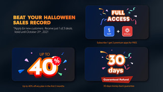 ali reviews halloween special offers