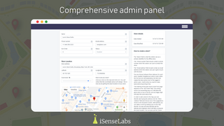 Comprehensive admin panel with helpers & examples