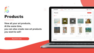 Sell your products at Shopify store