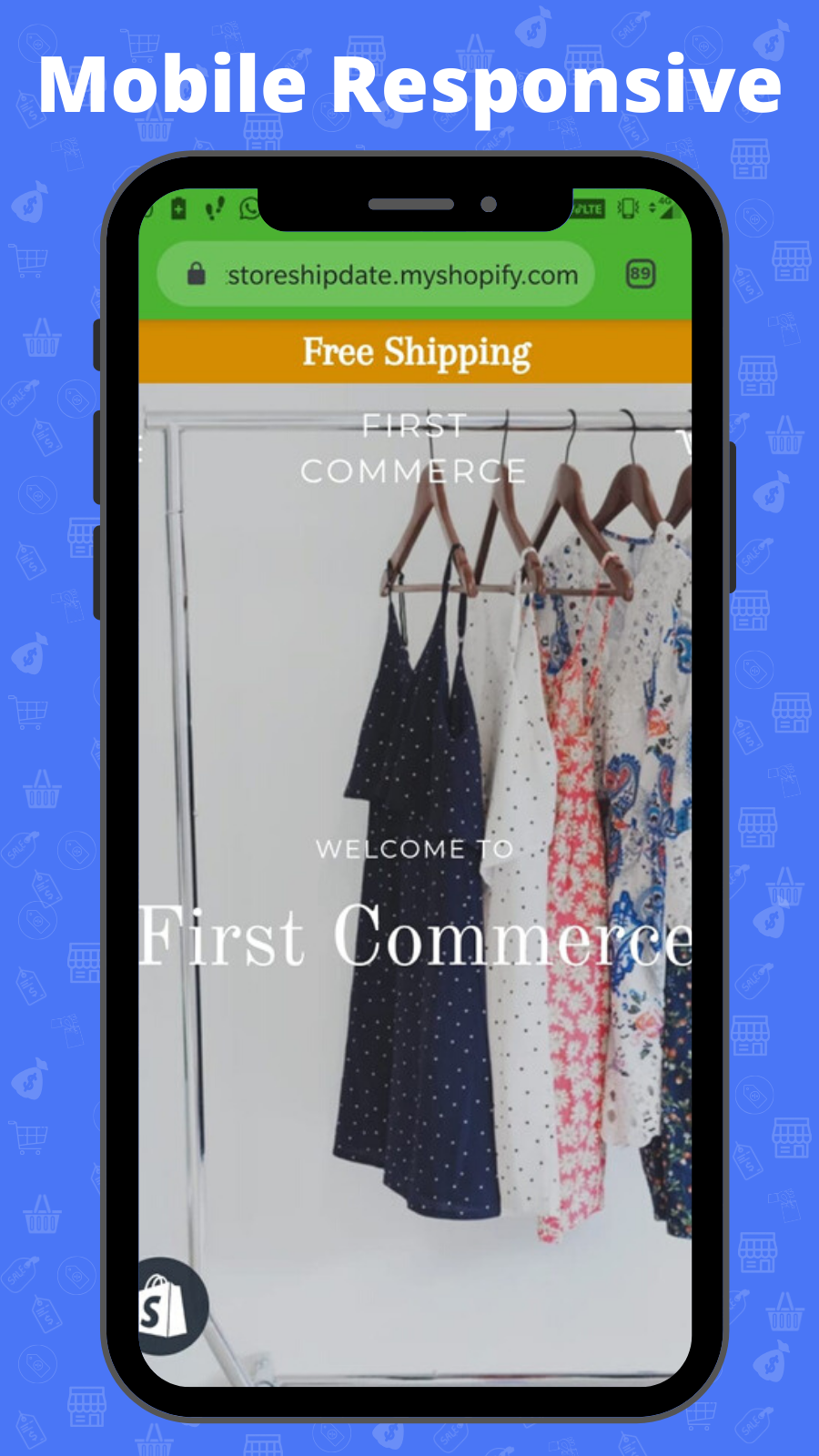 Free Message Bar & CartGoal for Shopify Stores by First Commerce