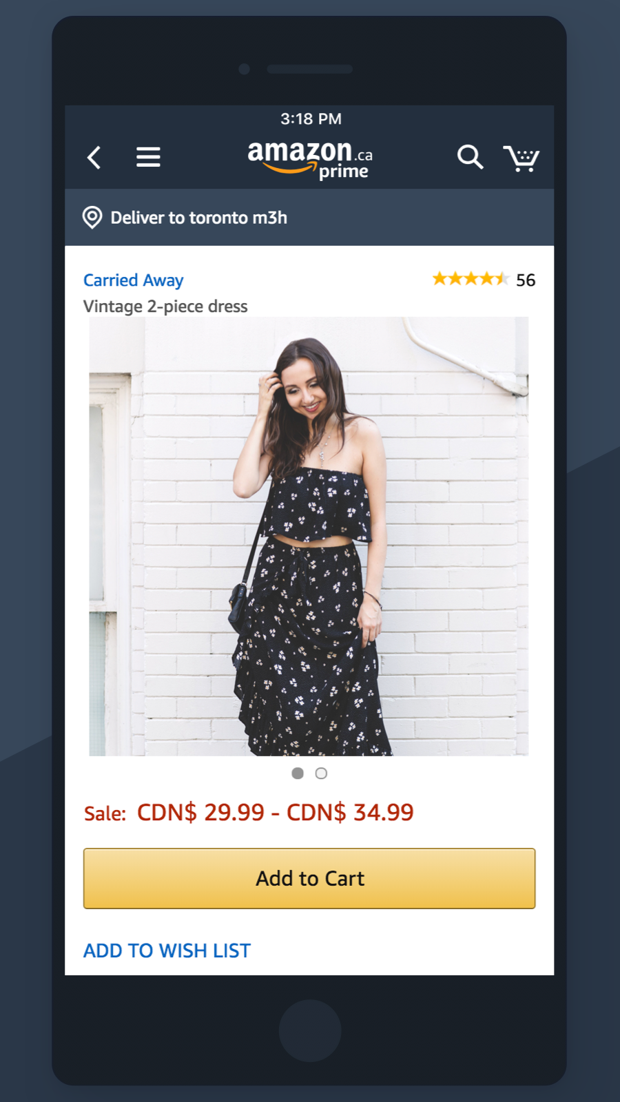 Let shoppers discover your products and check out on Amazon