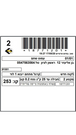 Get approval, tracking number, and print label