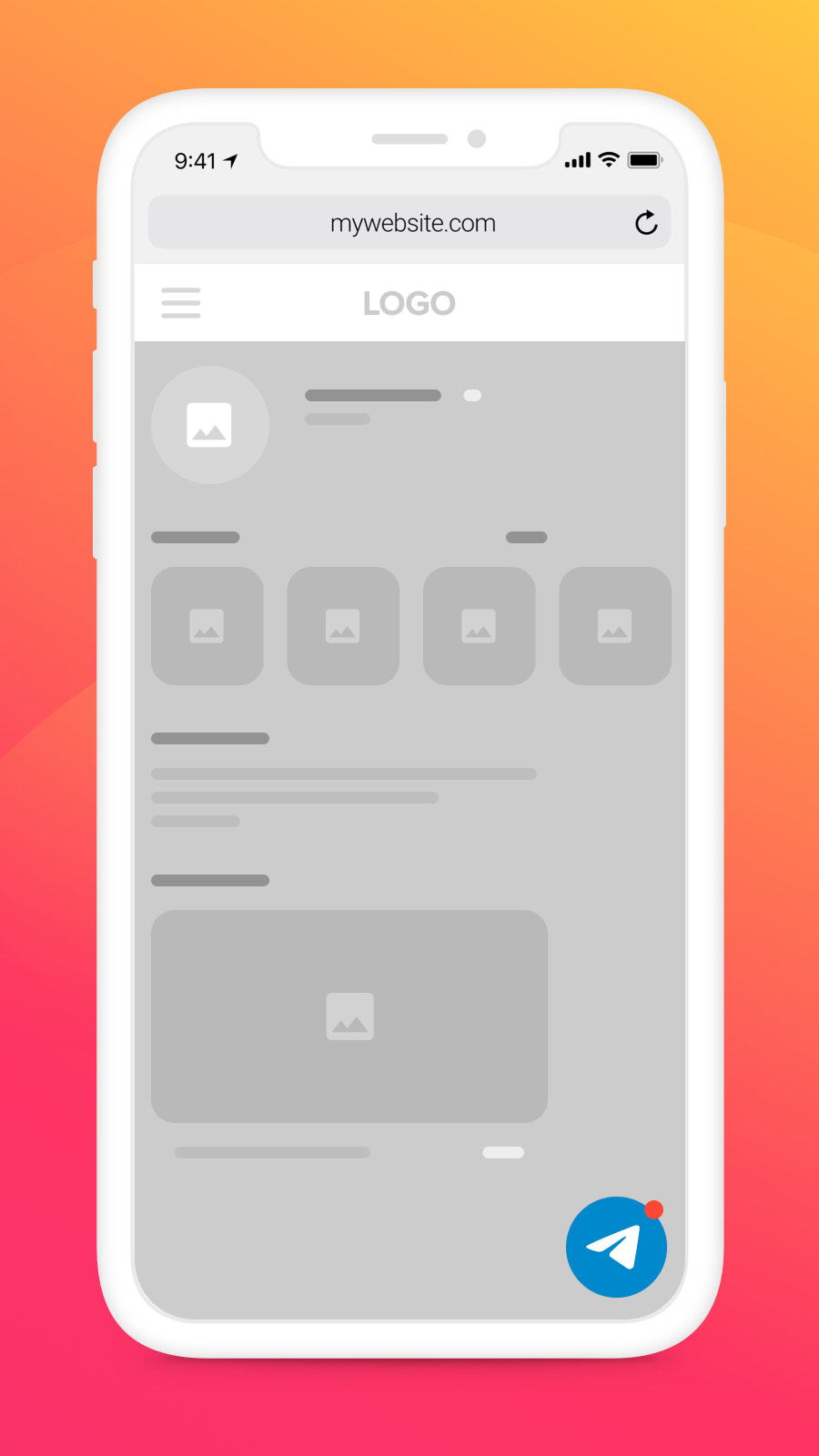 Smooth work on any device with mobile optimization