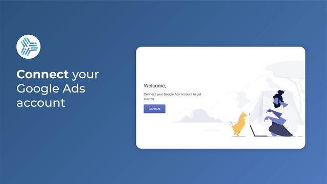 Connect Google Ads Account to start tracking Google conversions