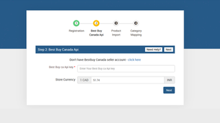 Complete API Configuration Of Best Buy Canada