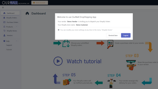 Allocate your Shopify orders to your vendors