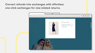 promote exchanges over refunds