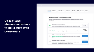 collect & showcase trustpilot reviews on shopify to build trust