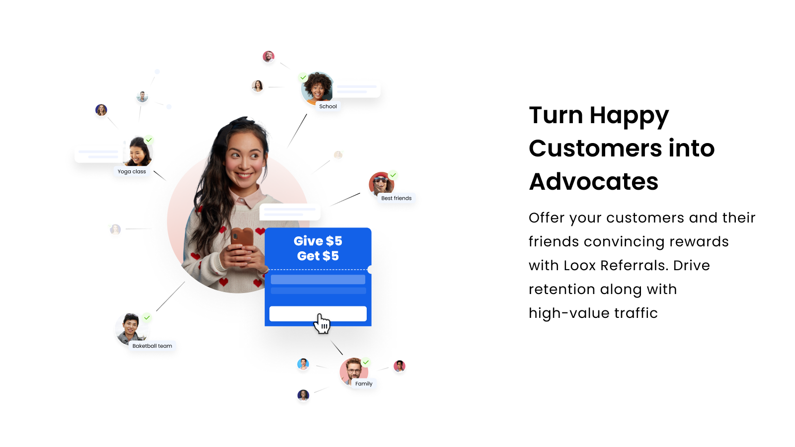 Turn your happy customers into brand advocates