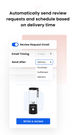 Automatically send review requests