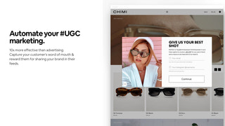 Automate your #UGC marketing.