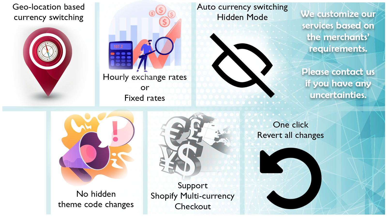 Currrency Converter Ultimate Key features