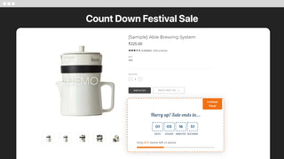 CountDown offer