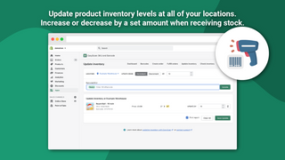Update your inventory levels at all locations