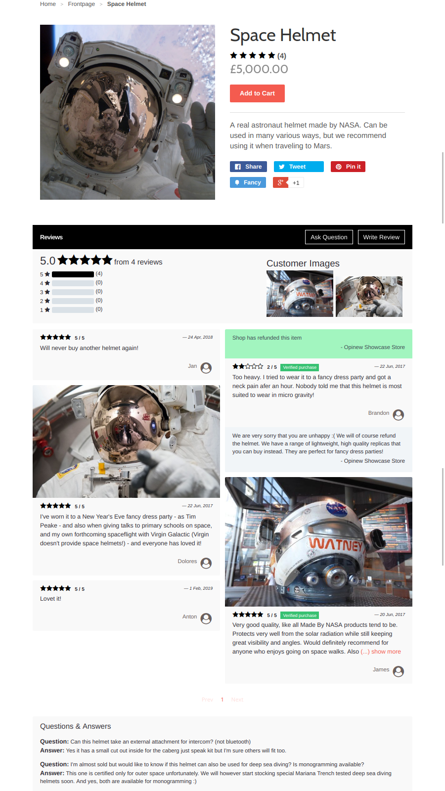 Rich snippets, photo reviews Import aliexpress reviews oberlo