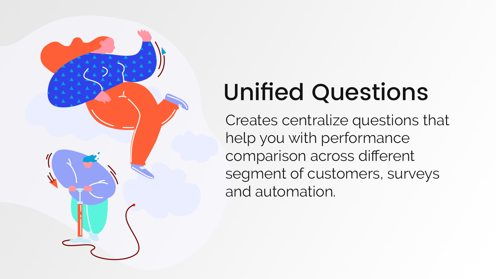 Centralize Questions that Helps you With Advanced Analytics