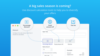 Use product discount calculation tools for scheduling
