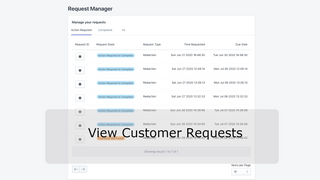 Request Manager