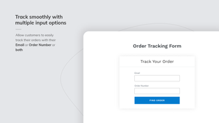 Order Status Tracker app by HulkApps - Shopify注文検索アプリ