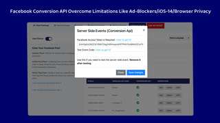 Facebook Conversion API Fix your ad-blockers, or browser privacy