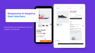 Responsive & Adaptive Sticky Add to Cart UI