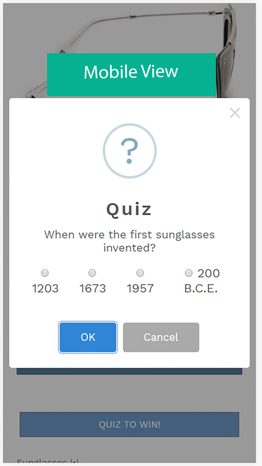 Engage Your Visitors With Customized Quizzes