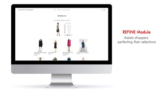 Savitude's REFINE module lets shoppers search by design feature