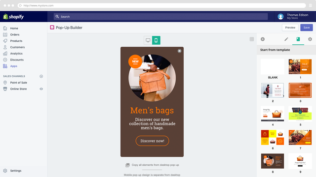 Launch campaigns in minutes