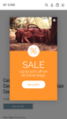 Launch mobile campaigns in minutes